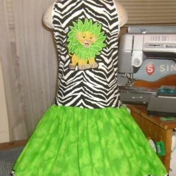 The Lion King Tee Dress